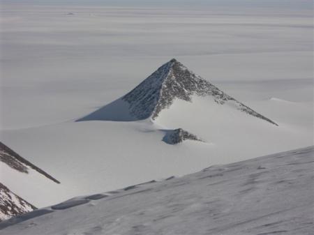 Vinson peak
