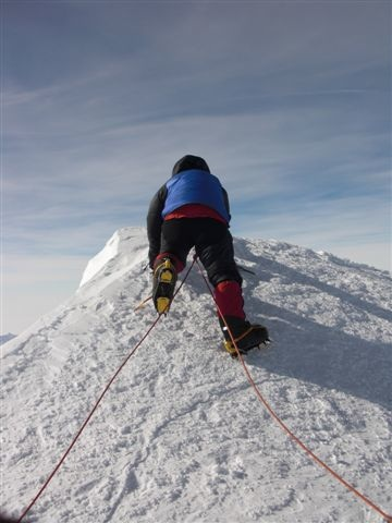 Vinson summit I