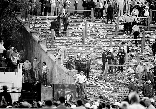 Heysel Stadium disaster, 25 Years On (4/5)